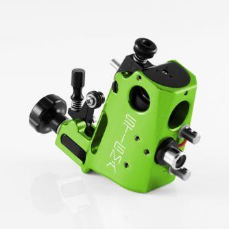 Stigma-Rotary® Hyper V3 Tattoo Machine - NUCLEAR GREEN