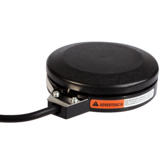 360 Degree Round Foot Pedal