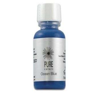 Cosmetic Ink Pure Colours Ocean Blue 15ml