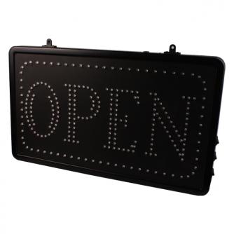 Chain Hangable Open LED Studio Sign