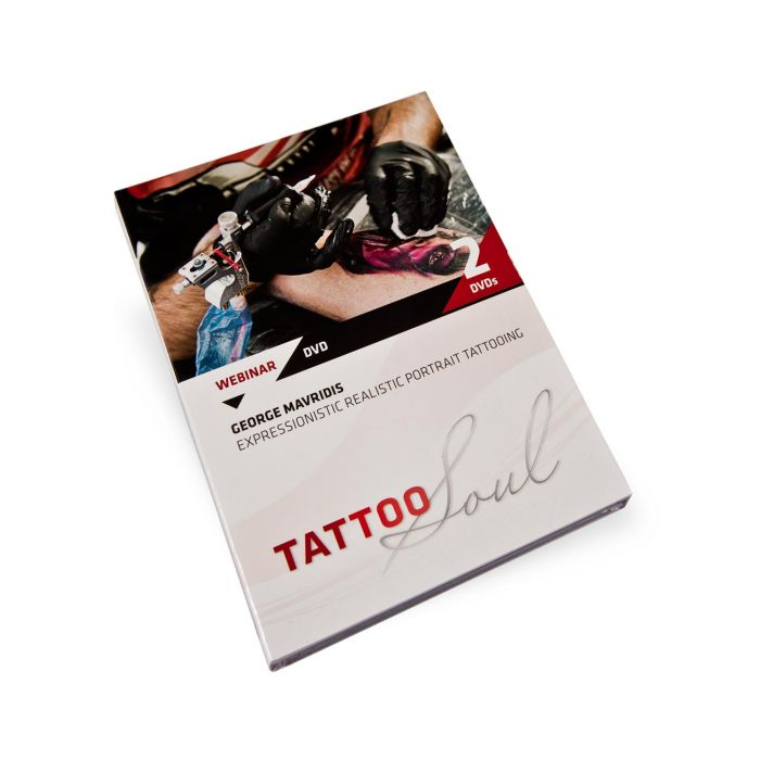 TattooSoul DVD - George Mavridis
