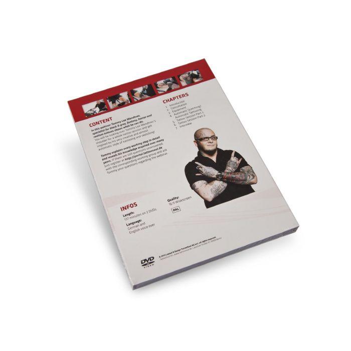 TattooSoul DVD - Tommy Lee Wendtner