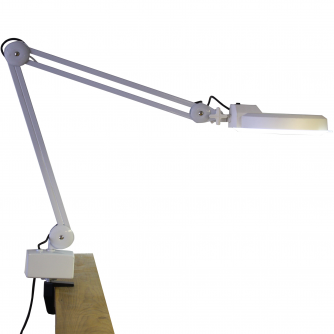 Desk Lamp for Tattooing with Magnifying Glass