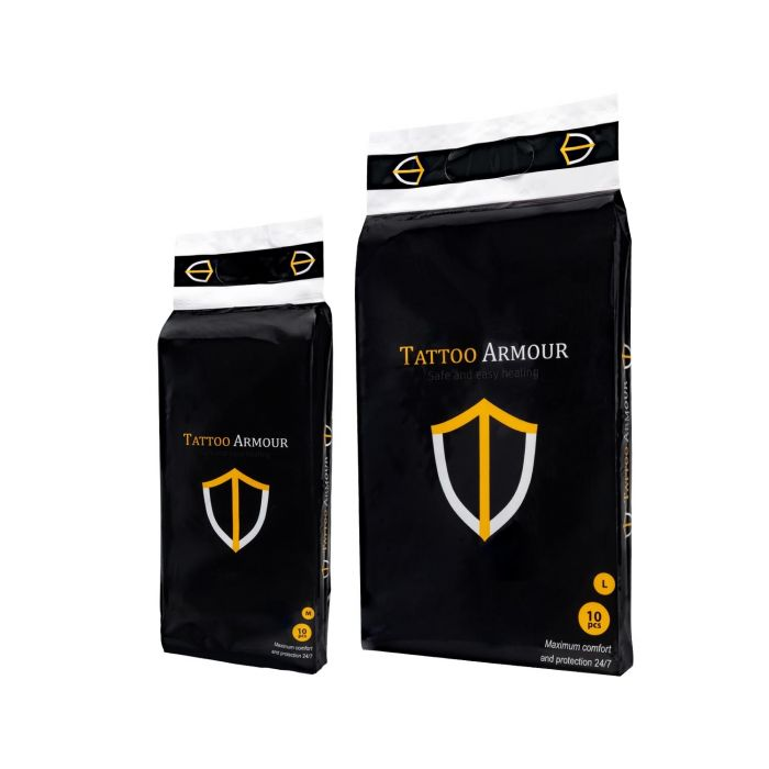 Tattoo Armour - Pack of 10