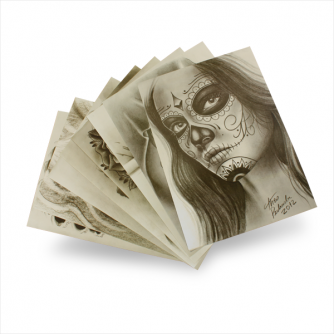 Theo Pedrada - Day of The Dead Flash Series (8 Sheets)