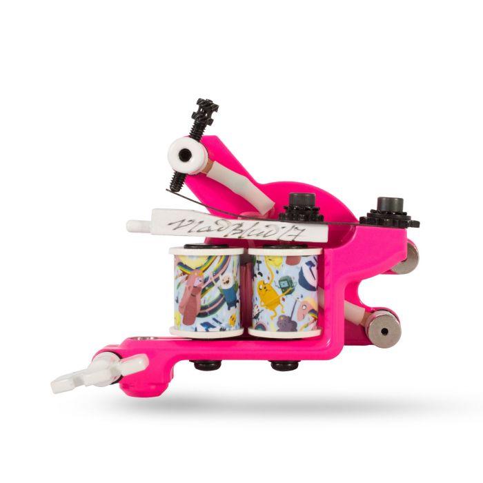 Vlad Blad Respect A2 Tattoo Machine - Power Shader / Power Colour Packer
