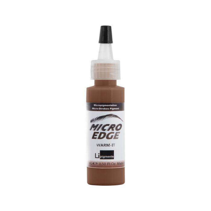 Li Pigments Micro Edge Brow Colors Modifier - Warm It! 15 ml