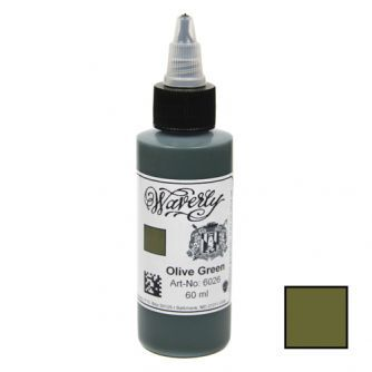WAVERLY Color Company Olive Green 60ml (2oz)
