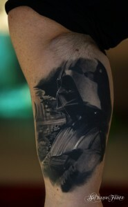 star wars tattoo silvano fiato copia1