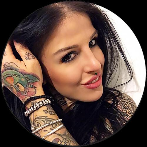 Chantale coady hannibal killer ink tattoo for Standard ink tattoo company