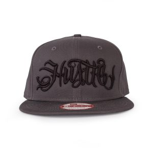 snapback-cap-hustle-butter-grey-on-black-2