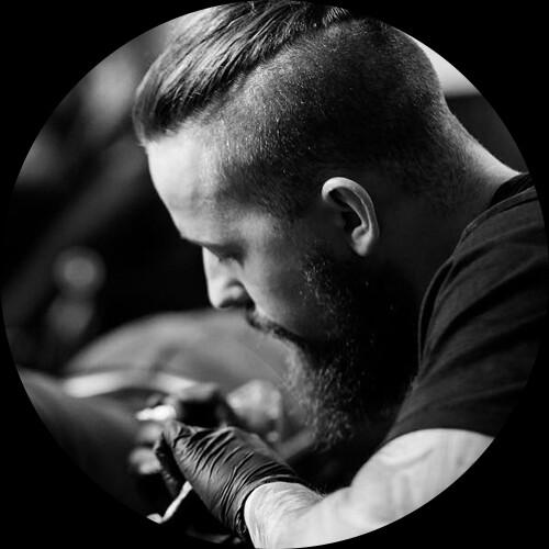 Damian gorski ushuaia tattoo london killer ink tattoo for Standard ink tattoo company