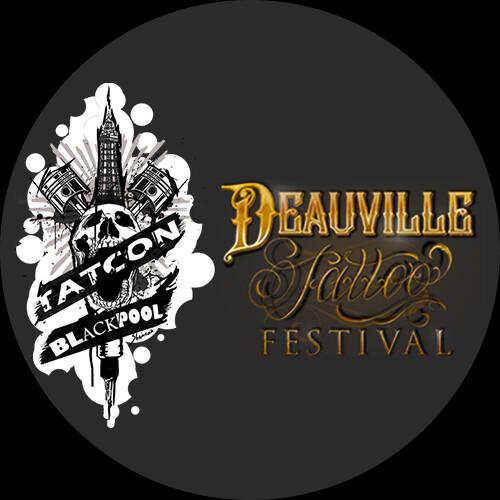 Deauville tattoo festival tatcon blackpool killer ink for Standard ink tattoo company
