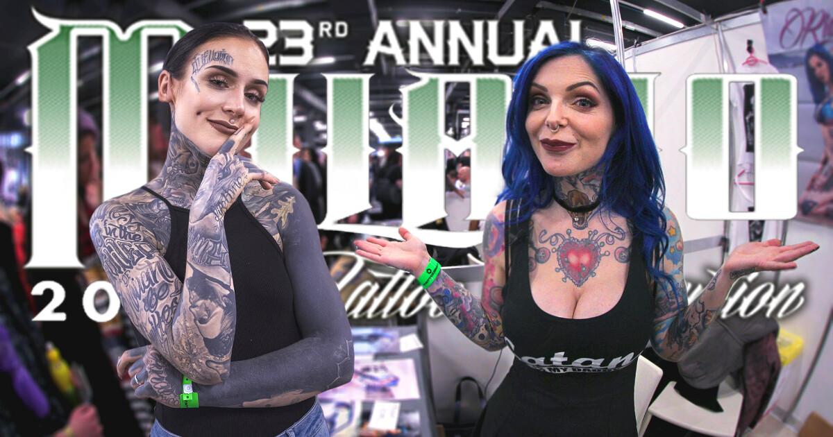 Killer ink tattoo at milano tattoo convention 2018 for Standard ink tattoo company