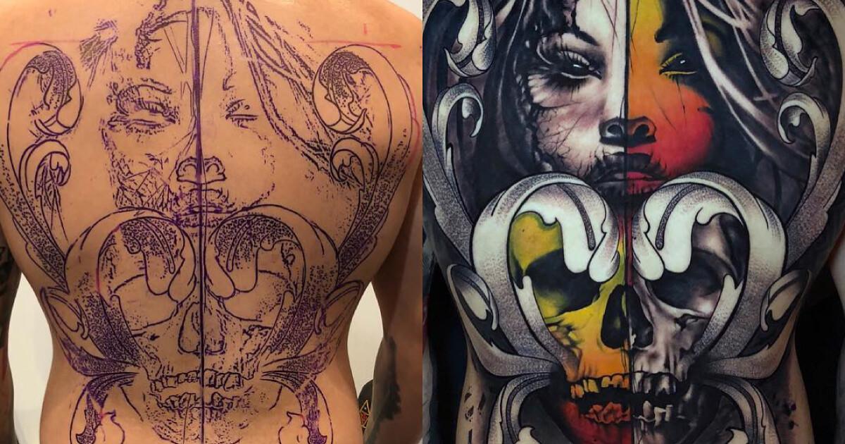 Deauville tattoo festival tatcon blackpool 2018 killer for Standard ink tattoo company