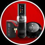 Latest Products From FK Irons/Spektra Rotary/DarkLab
